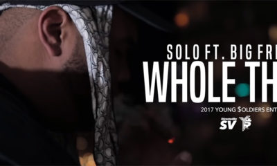 Solo presents the Whole Thang video featuring Big Fresco