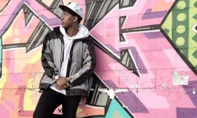 Dartmouth artist Thrillah is on his GRIND