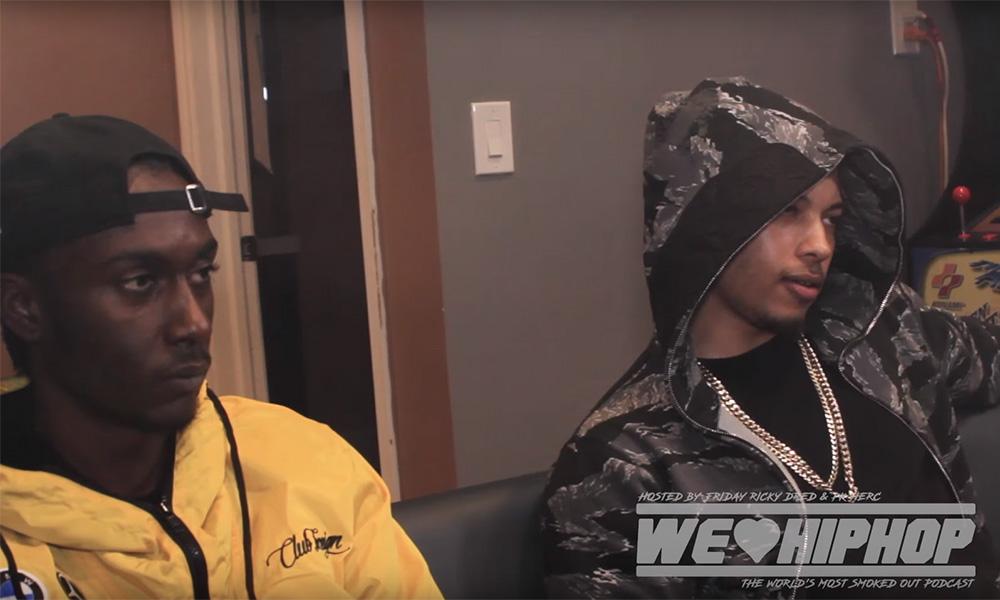 We Love Hip Hop Ep. 57: Killah Da Crook & Blck Coke