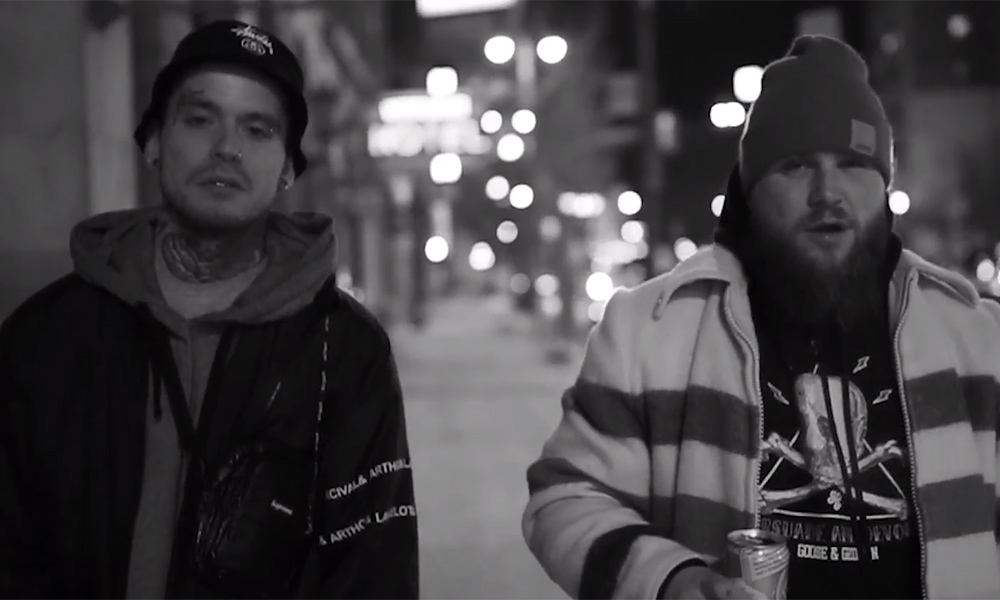 Charlie Fettah and CrabSkull release the Hell Is Hot video