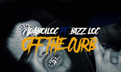 DaBoiLoc enlists Bizz Loc for the Off The Curb video