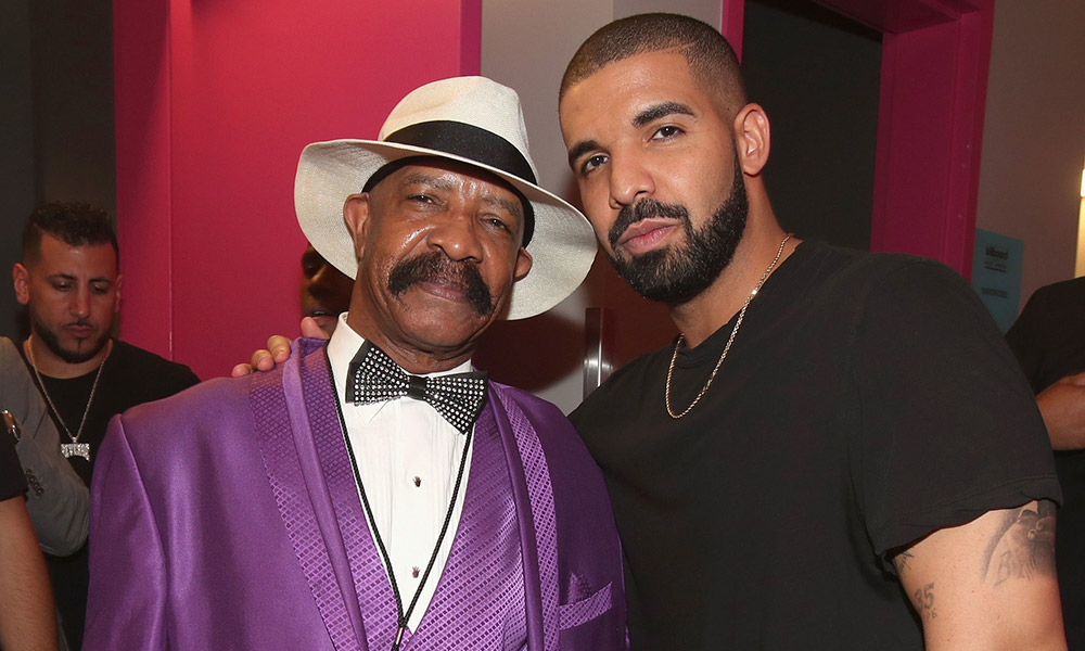 Dennis Graham, father of Drake, will be on The Red Pill Podcast this Tuesday