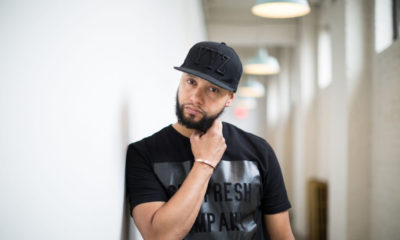 Director X among famous Bramptonians inducted to Arts Walk of Fame