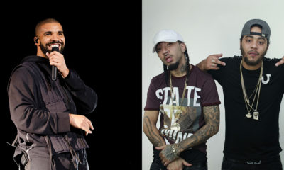 Drake and ScrapGang feud continues as both sides exchange words