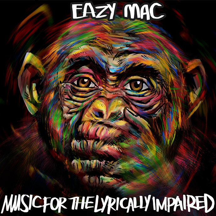 Eazy Mac drops the Music for the Lyrically Impaired album; new video