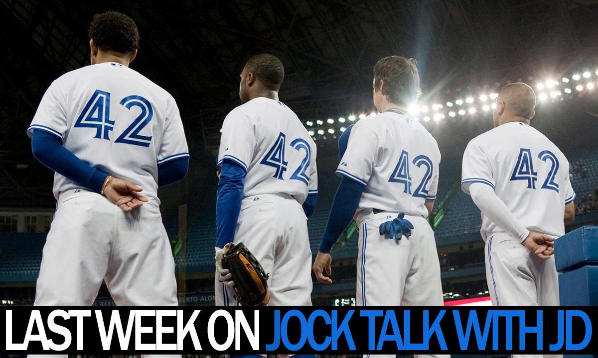 Jock Talk with JD: Auston Matthews, Danny Farquhar, Brandon Belt & more
