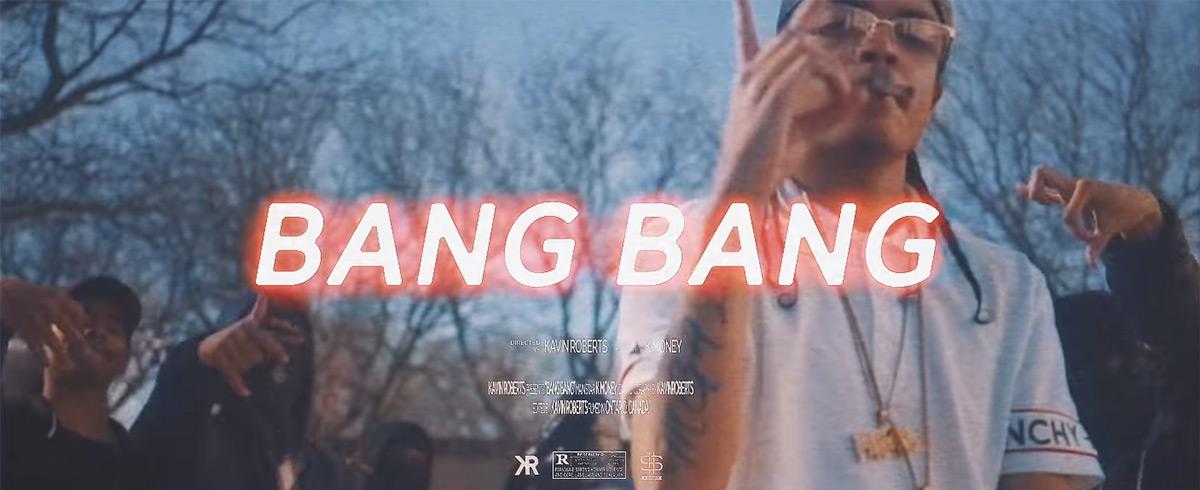 Song of the Day: Toronto artist K Money got home and dropped Bang Bang