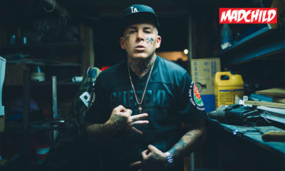 Madchild kicks off 60+ date tour on Apr. 13 in Victoria