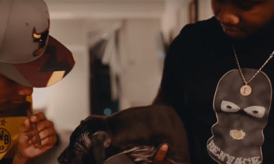 Portion releases the Pray For Me video featuring Kampaign
