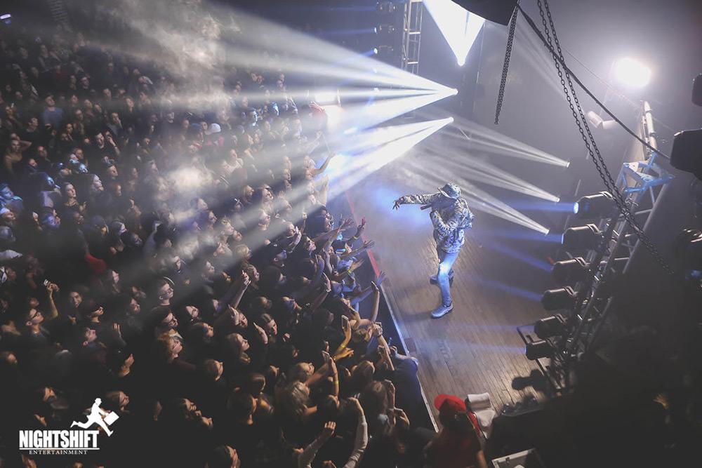 Photos: Roy Woods brings the Say Less Tour to Edmonton