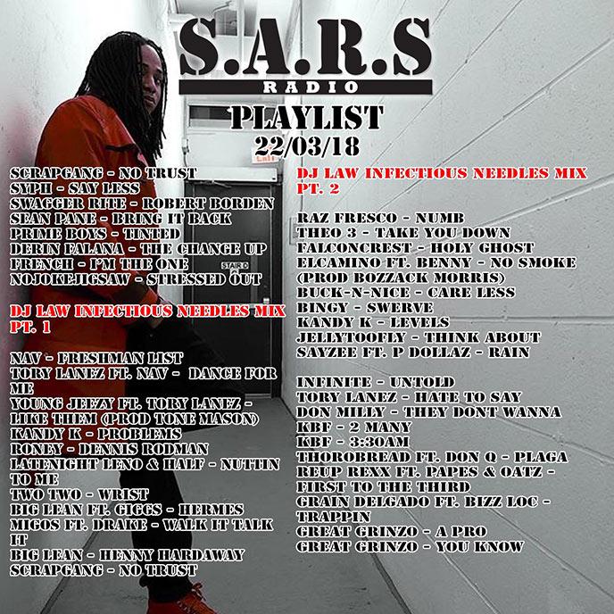 Catching up with Toronto show SARS Radio: Ep. 117-119