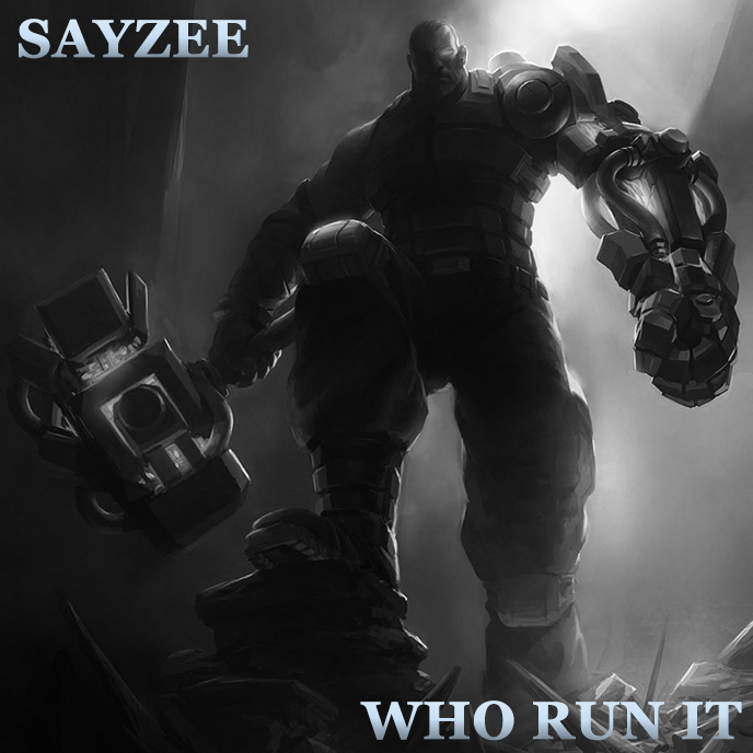 Sayzee drops the Who Run It freestyle; prepares for Holy Smoke EP