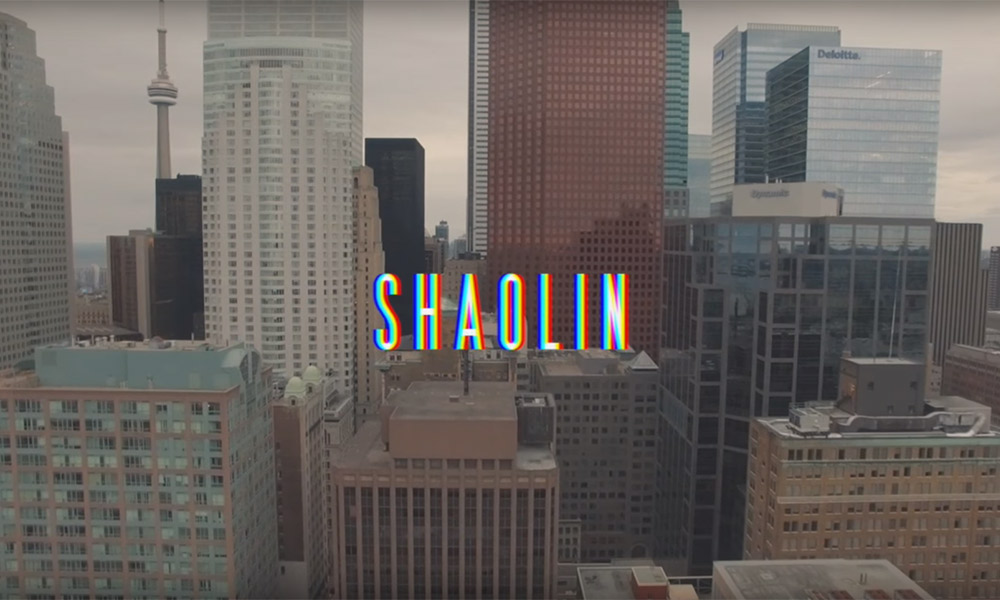 Toronto artist Shaolin releases the Dominant Man video