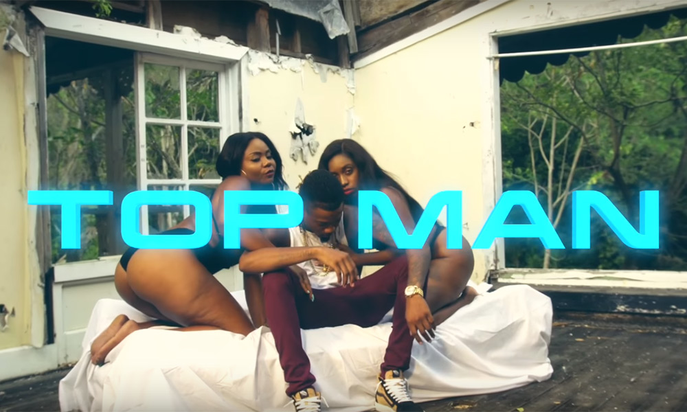Trekar, signed to Canadian label MaineStone, drops the Top Man video