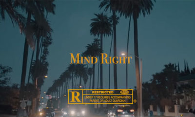 TRIPSIXX gives visual support to his Mind Right single