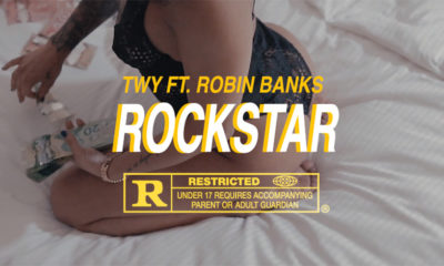 Live Gang artist Twy enlists Robin Banks for new Rockstar video