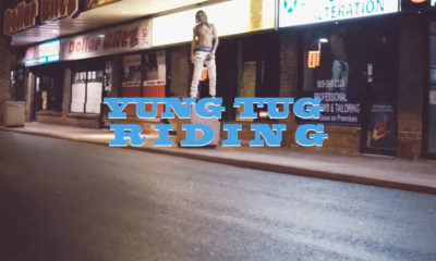 Yung Tug is Riding in new Rebel Media-directed video