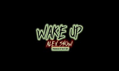 Alex Snow enlists Zecko J to direct Wake Up