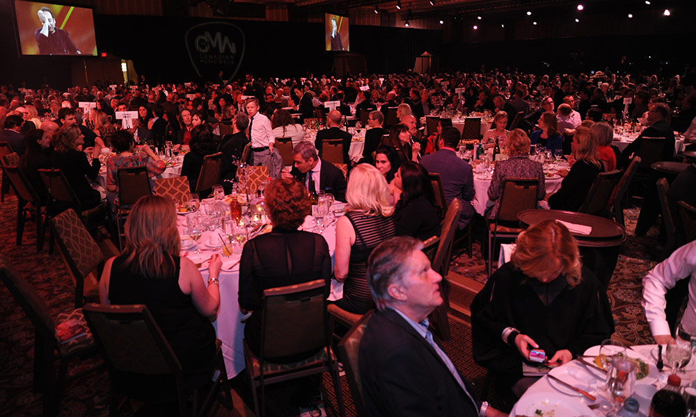 CMW announces 2018 Canadian Music and Broadcast Industry Awards