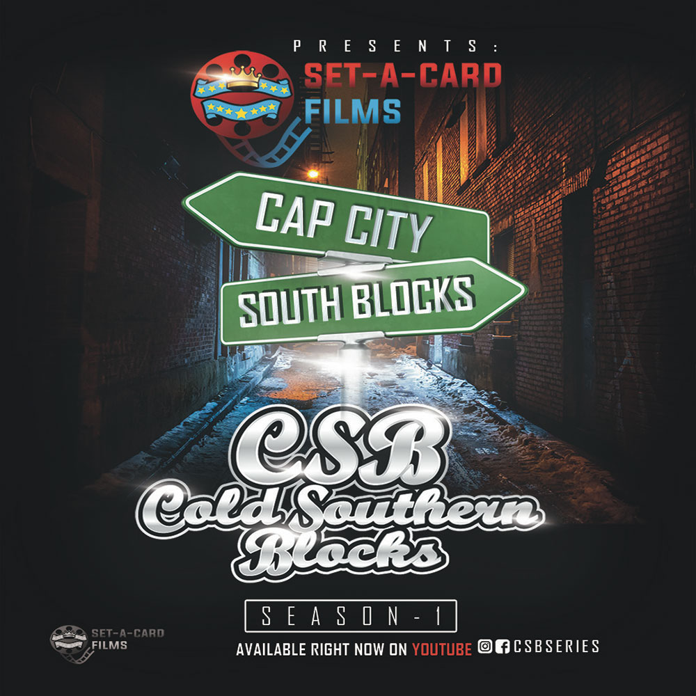 Introducing Cold Southern Blocks, a web series from Ottawa