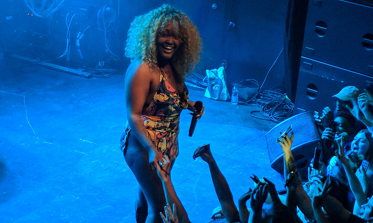 CupcakKe delivers charged performance to sold-out Toronto crowd