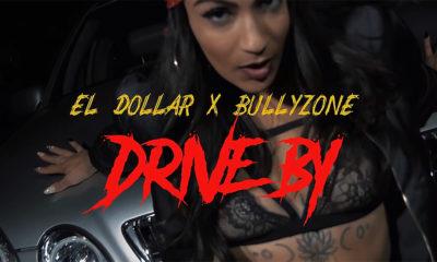 El Dollar enlists Bullyzone for Drive By video