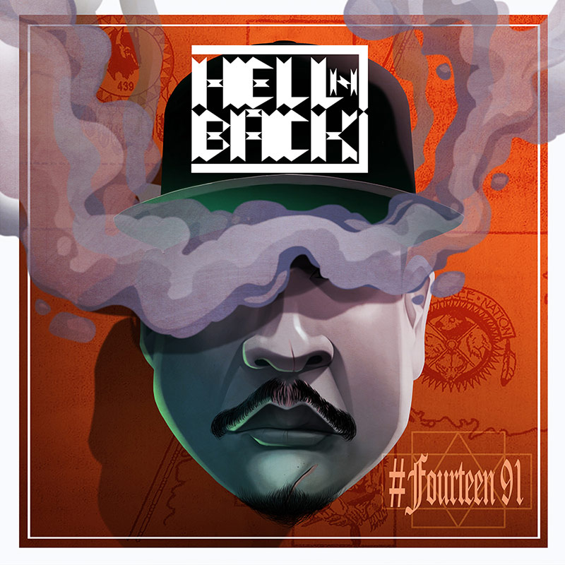 Hellnback celebrates #Fourteen91 album release on May 18
