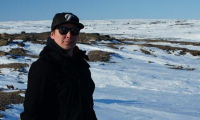 Nunavut artist Hyper-T tackles suicide with Asiujunga