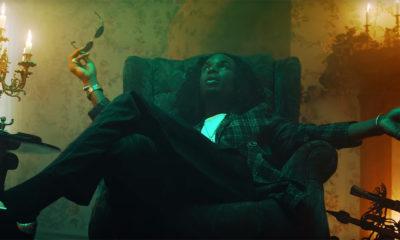 Jazz Cartier releases the GODFLOWER video