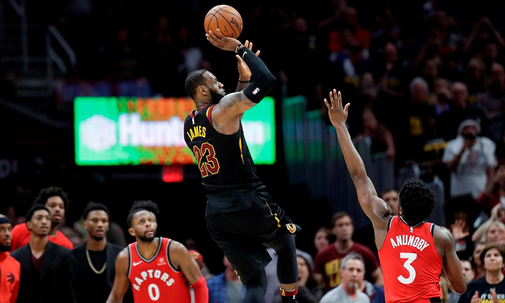 Jock Talk with JD: LeBron shot, Golden Knights, DeRozan, Love & more