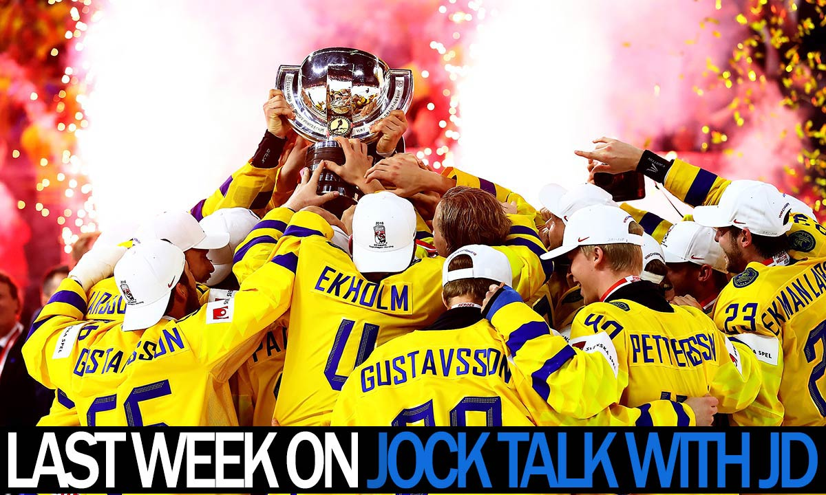 Jock Talk with JD: LeBron takes Boston, NFL miss again, Blue Jays struggle and more