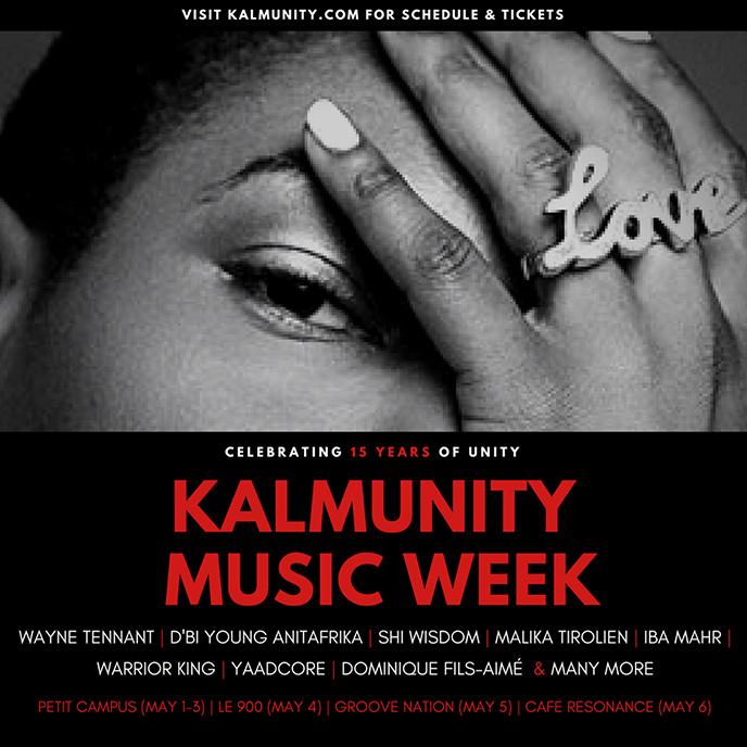 Kalmunity Music Week: Honouring Montreal musical legacy