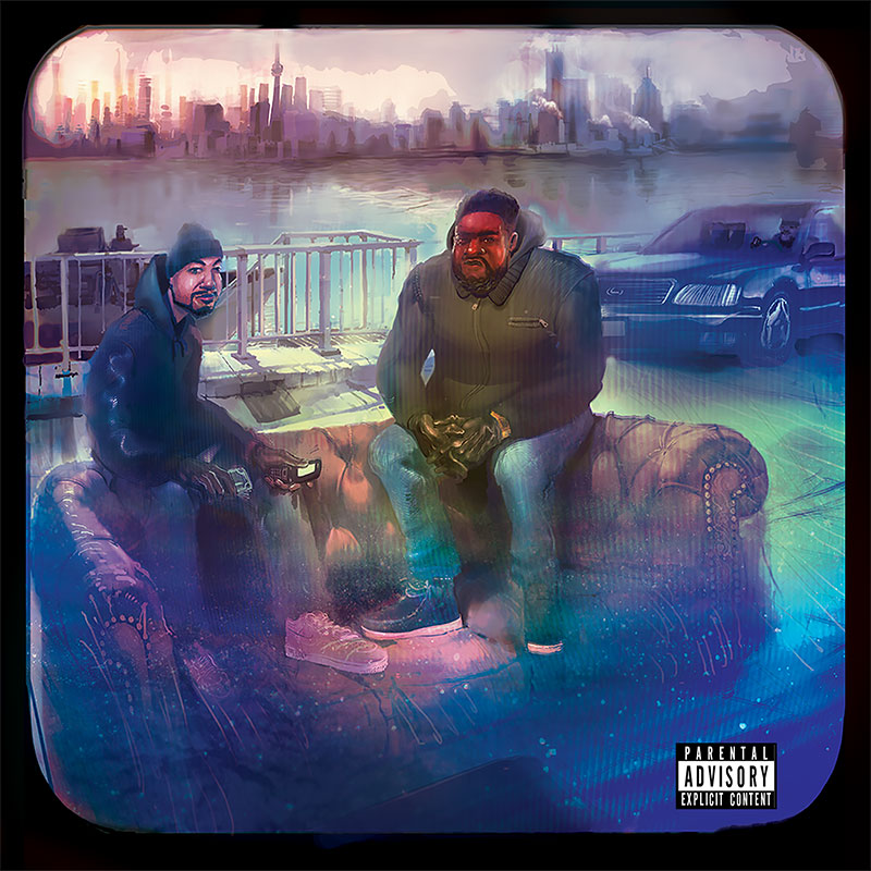 Kid Kold and Freeway release The Black Gang EP