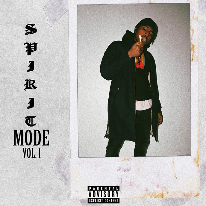 Kris the $pirit releases album debut, Spirit Mode Vol. 1