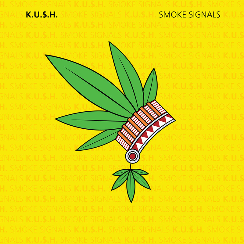 Listen to the new Smoke Signals album by East Coast group K.U.$.H.