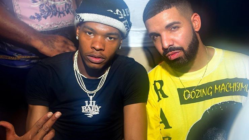 Lil Baby releases the Drake-assisted Yes Indeed single