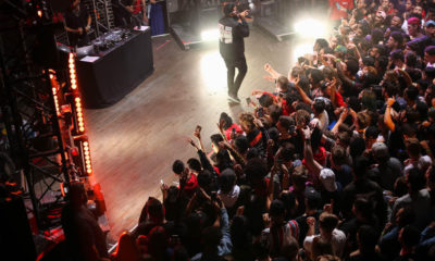Photos: NAV and 88Glam performing in Edmonton for The Freshman Tour