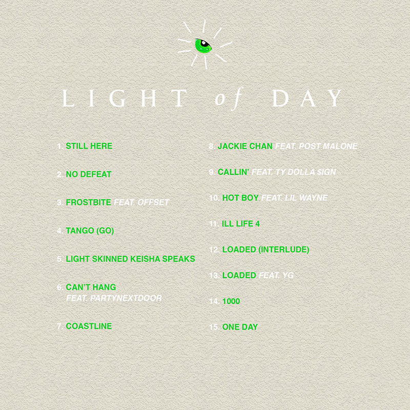 Preme (formerly P. Reign) releases his album debut, Light of Day
