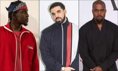 Drake fires back at Pusha T diss with Duppy Freestyle