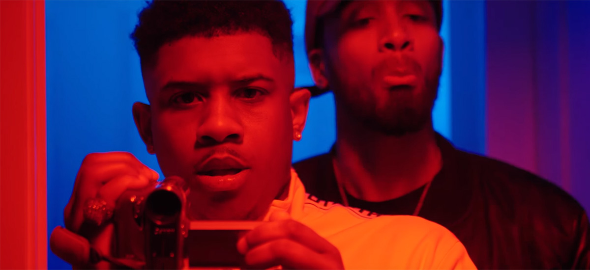 ReyDavis drops new visuals for Bounce directed by La Cour Des Grands