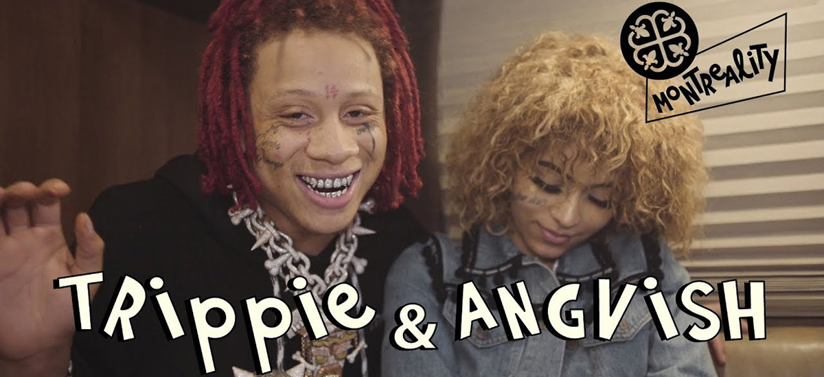 Trippie Redd on Montreality: J. Cole, Watch the Throne and more