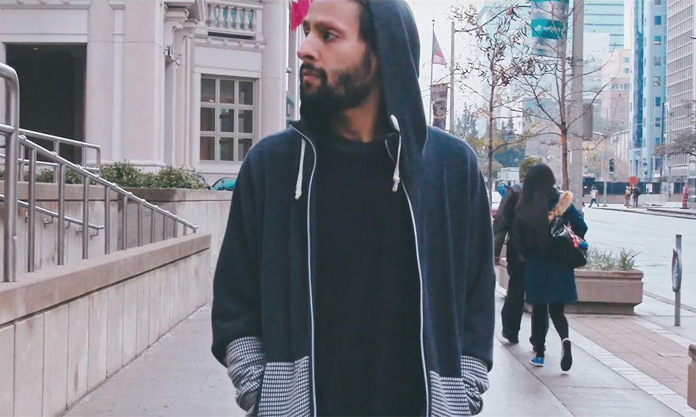 Toronto artist Vivek Mehmi releases the Brenda Mullen-assisted Save Me video