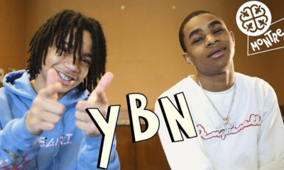YBN Nahmir and Almighty Jay on Montreality