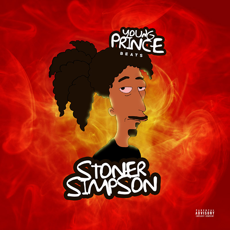 London, Ontario-based Young Prince Beats drops the Stoner Simpson project