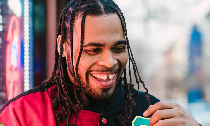 Chris Rivers showcases skills with new freestyles