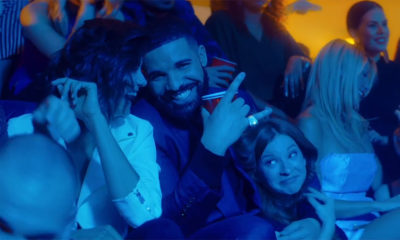 Drake attends a Degrassi reunion in new I'm Upset video