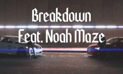 James Dean enlists Noah Maze for the Breakdown video