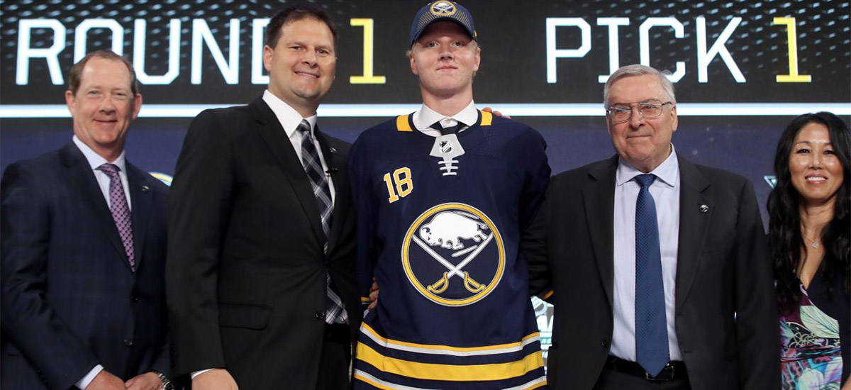 Jock Talk with JD: Dahlin and Ayton go 1st, World Cup, NHL Awards and more