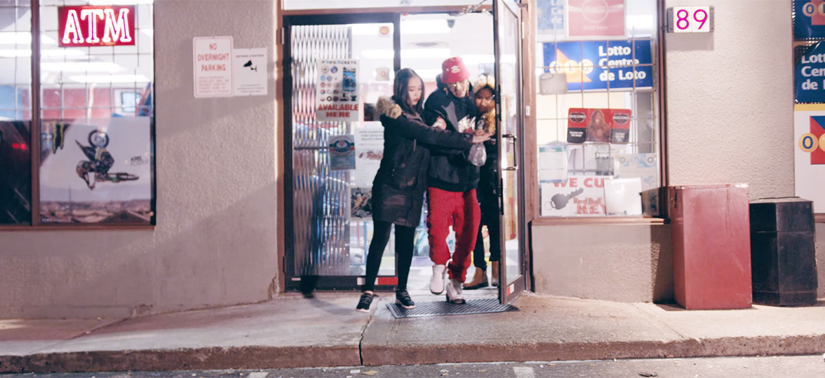 Rome is All In in new Logan Meis & Gabriel Llantino-directed video