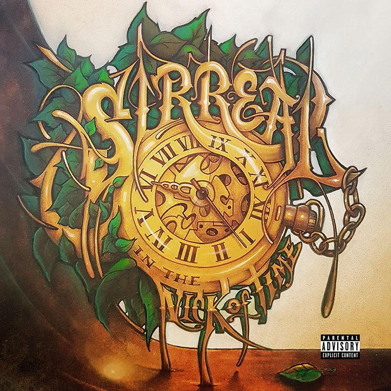 BC rapper Sirreal releases new album In The Nick of Time
